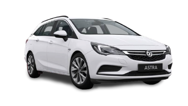 VAUXHALL ASTRA Motability Offer